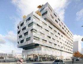 ILOT A11: Building presentationn in Paris