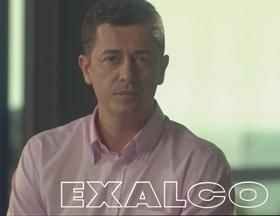 Νέα διαφημιστική καμπάνια της Exalco με τον Αντώνη Σρόιτερ