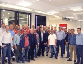 Επίσκεψη κατασκευαστών Δυτικής Μακεδονίας στην  EXALCO A.E.