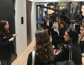 Έκθεση ΧΕΝΙΑ 2019 - Επίσκεψη της σχολής VAKALO ART & DESIGN COLLEGE