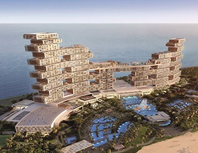 The Royal Atlantis resort residences
