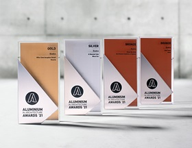 OUR AWARDS AT ALUMINIUM IN ARCHITECTURE AWARDS 2021
